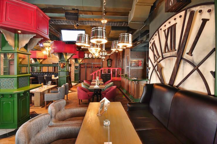 FABRIKAKUHNI - Russian avant-garde restaurant with an English accent. Photo report from ALLARTSDESIGN:  в . Автор – ALLARTSDESIGN
