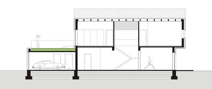 Osiedle Srebrne Stawy – dom typ B: styl , w kategorii  zaprojektowany przez j.krysiak