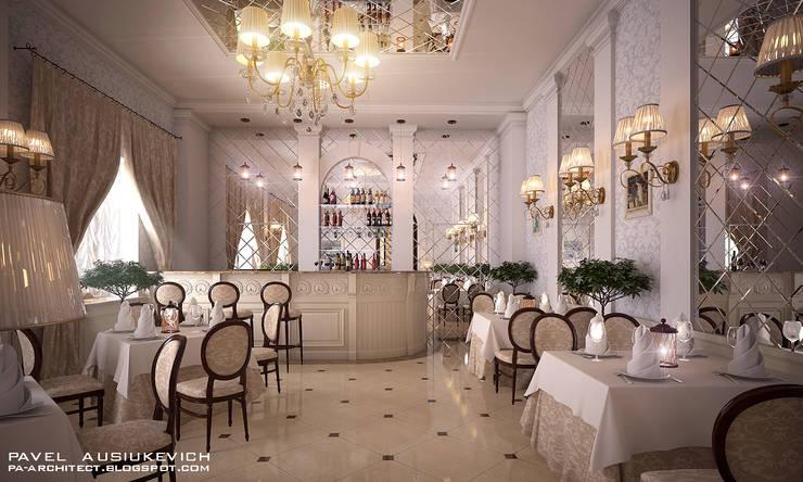 Ресторан: Столовые комнаты в . Автор – Павел Авсюкевич