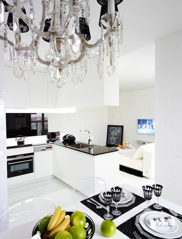 BAROK XXw.: styl , w kategorii Kuchnia zaprojektowany przez t design