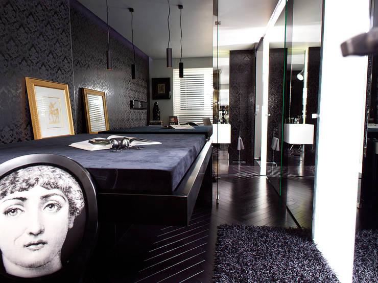 BAROK XXw.: styl , w kategorii Sypialnia zaprojektowany przez t design
