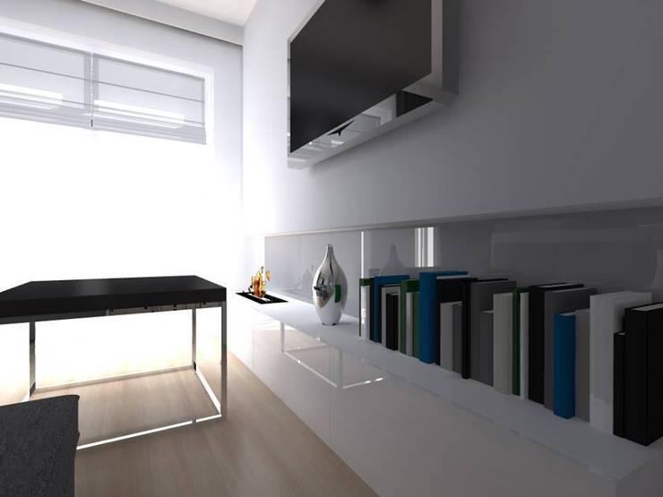 mieszkanie w Działdowie: styl , w kategorii Salon zaprojektowany przez ap. studio architektoniczne Aurelia Palczewska-Dreszler