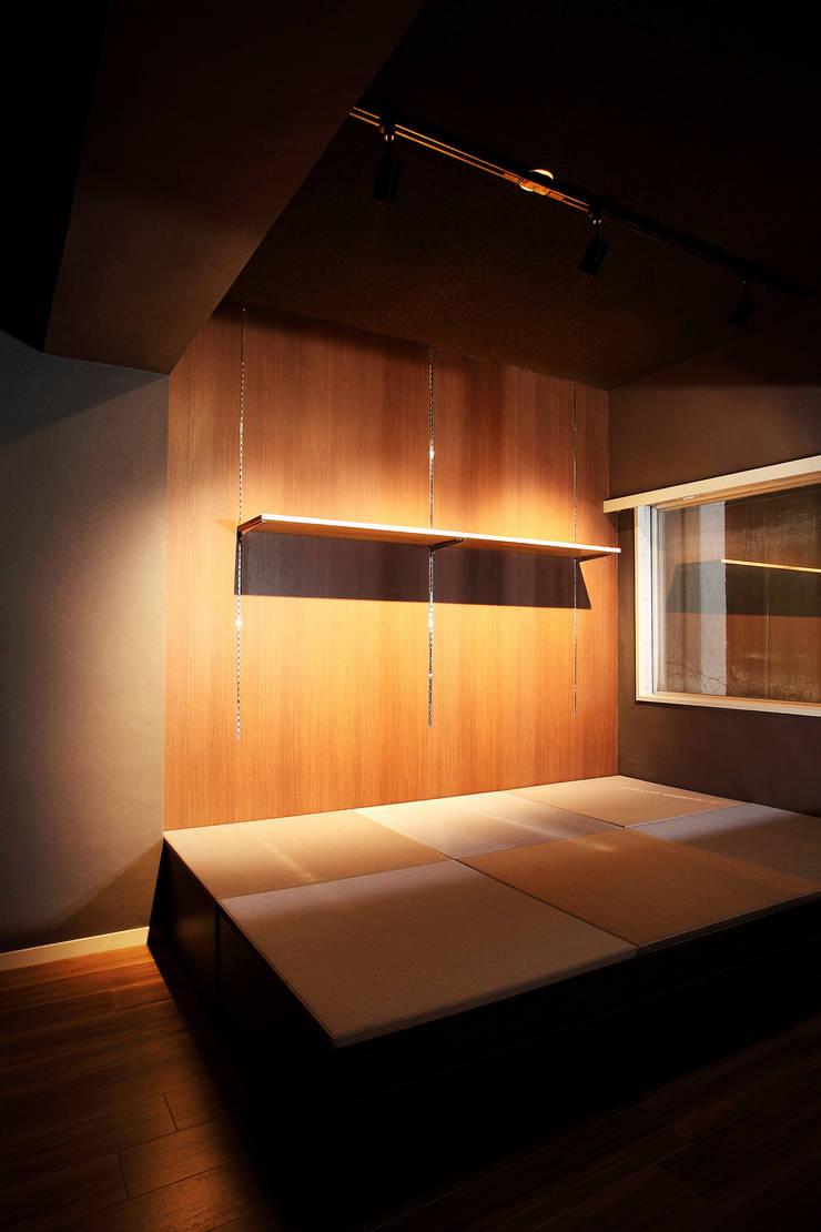F☆☆☆☆ HOUSE: コムデザインラボが手掛けた子供部屋です。