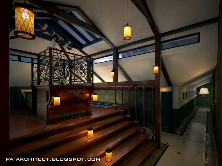 Комната звездочета: Столовые комнаты в . Автор – Павел Авсюкевич