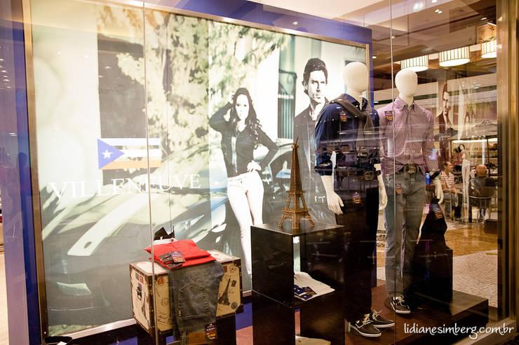 Villeneuve – Shopping Dom Pedro: Lojas e imóveis comerciais  por INOVARQ Arquitetos Associados