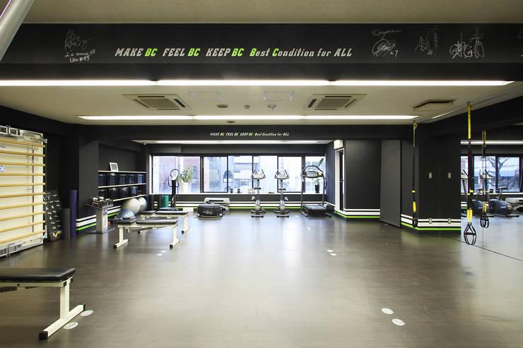 BC PROJECT: コムデザインラボが手掛けたオフィススペース&店です。