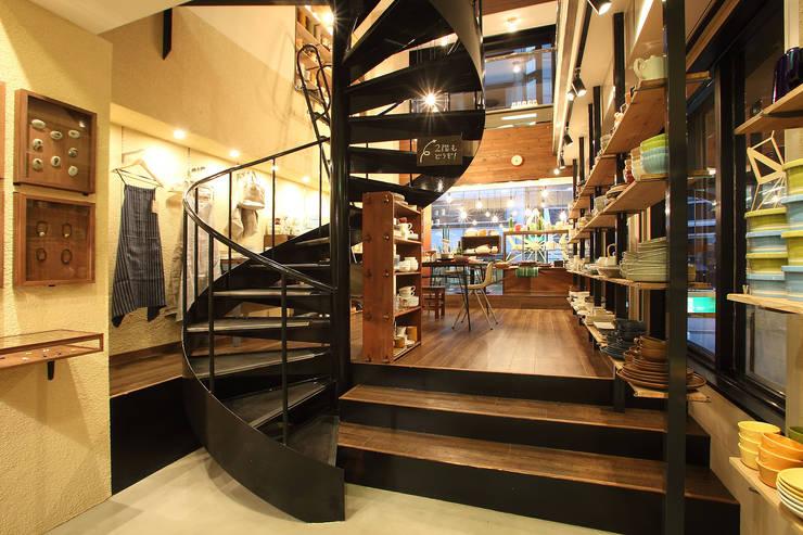 make my day : コムデザインラボが手掛けたオフィススペース&店です。