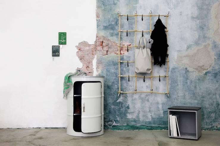 Projekty,  Salon zaprojektowane przez Lockengelöt