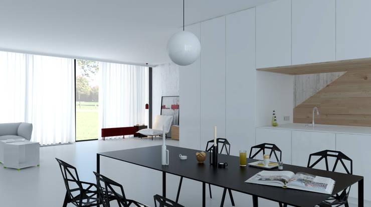 minimalizm: styl , w kategorii  zaprojektowany przez t design