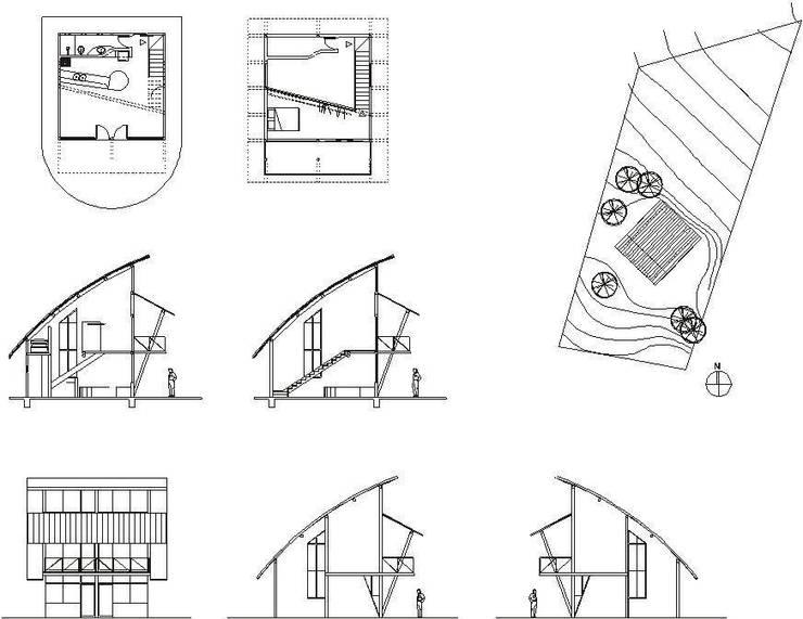 Projekty,   zaprojektowane przez JOAO DINIZ ARQUITETURA