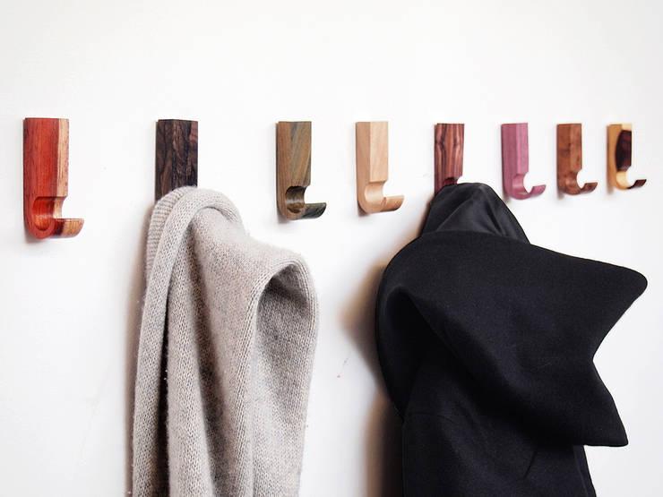 Element Collection: Couloir, entrée, escaliers de style  par Good Morning Design