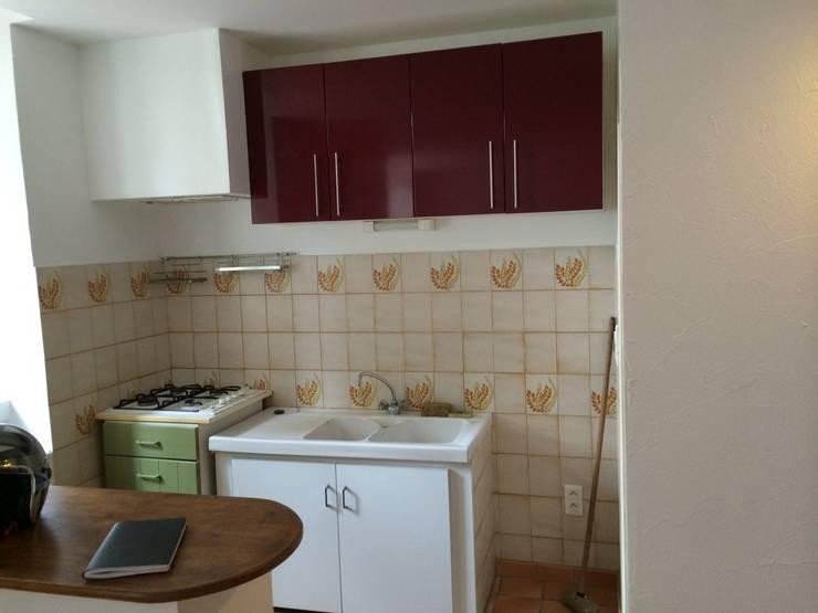 Appartement Toulousain:  de style  par Eclat d'Ambiance