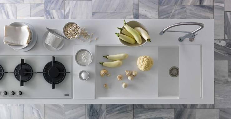 Cucina in stile  di FRANKE