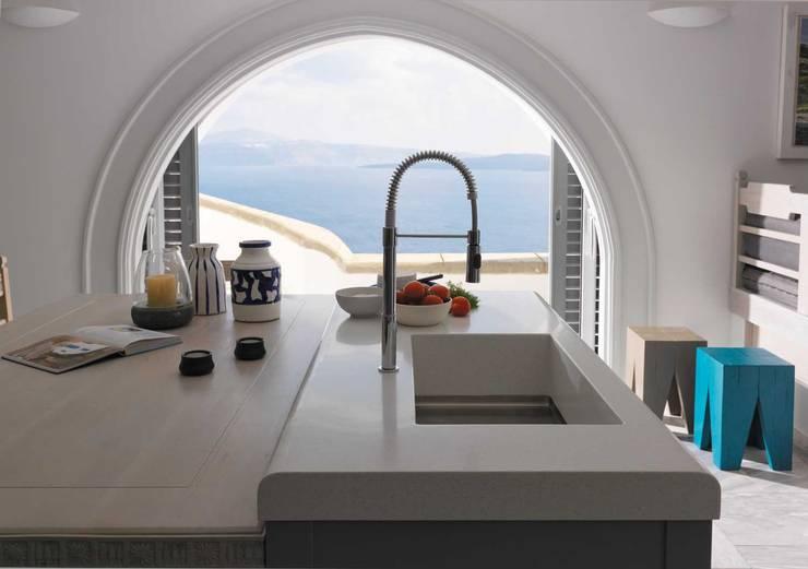 Projekty,  Kuchnia zaprojektowane przez FRANKE