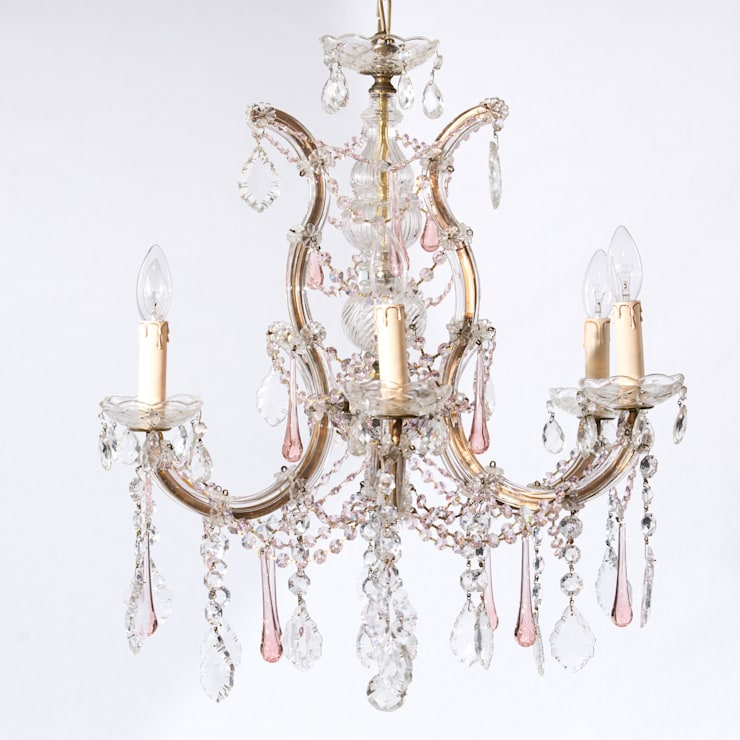 Chandeliers: classic Corridor, hallway & stairs by The Vintage Chandelier Company