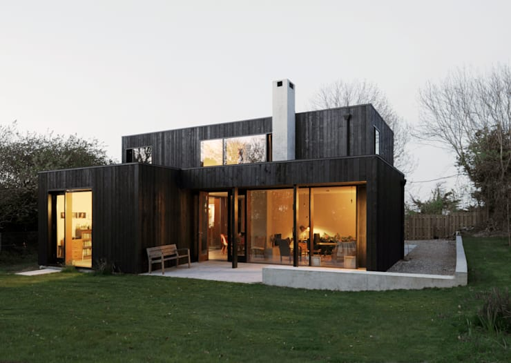 Casas  por Dow Jones Architects