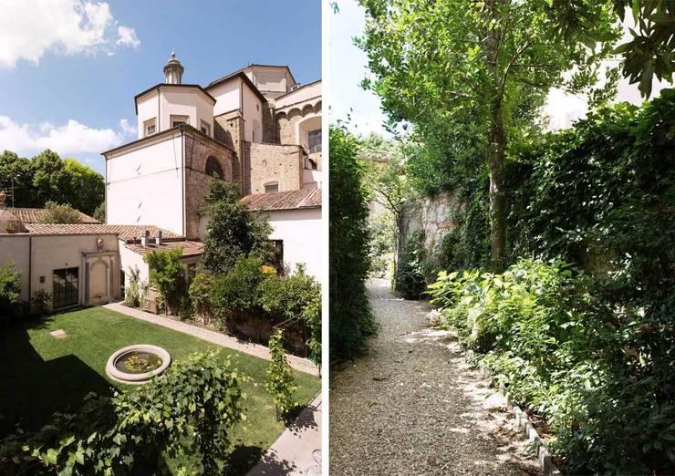 Garden by Luigi Fragola Architects, Eclectic