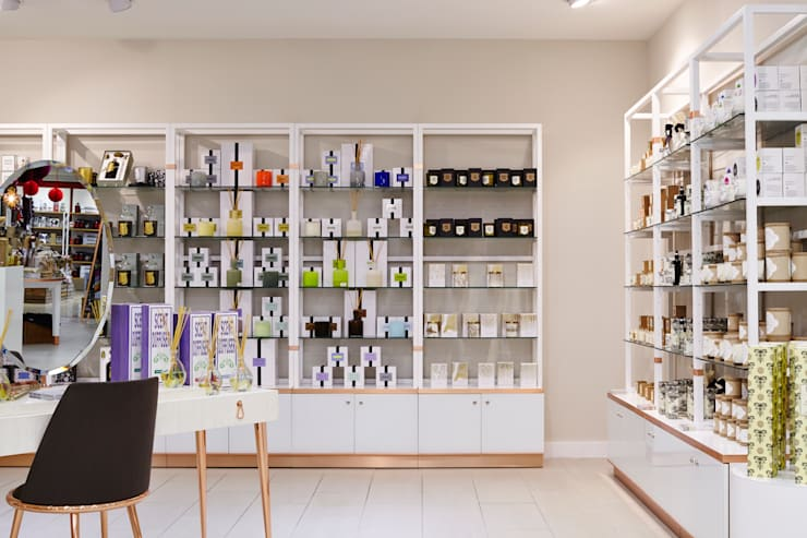 ​Heal's Flagship Store - Spa Department:  Shopping Centres by Tendeter