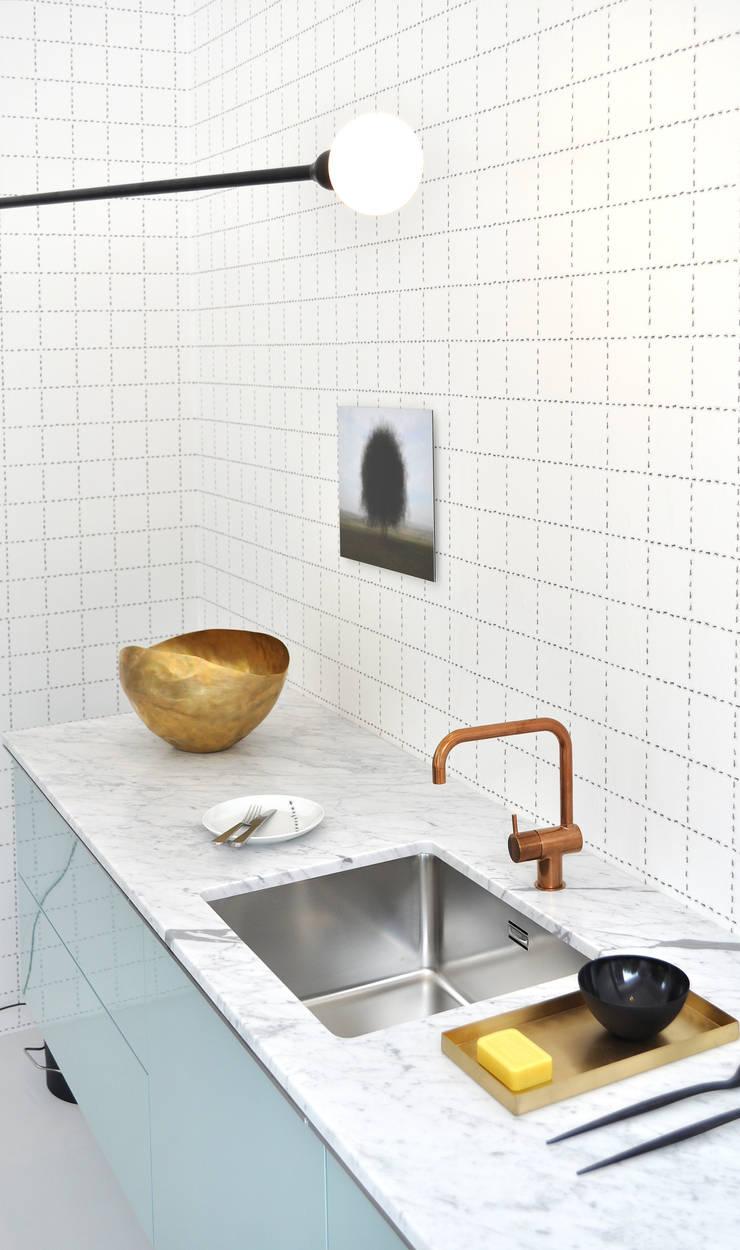 Interieur collectie Les Fourmis :  Keuken door Snijder&CO, Industrieel