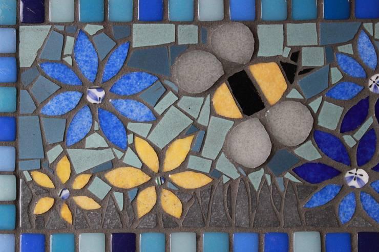 Boite mosaïque:  de style  par Mosa-Louisa