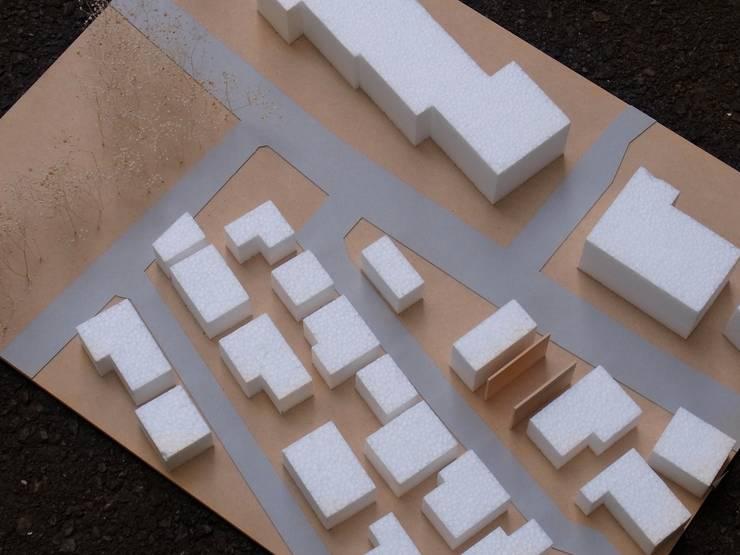 府中の住宅: 佐藤重徳建築設計事務所が手掛けたです。