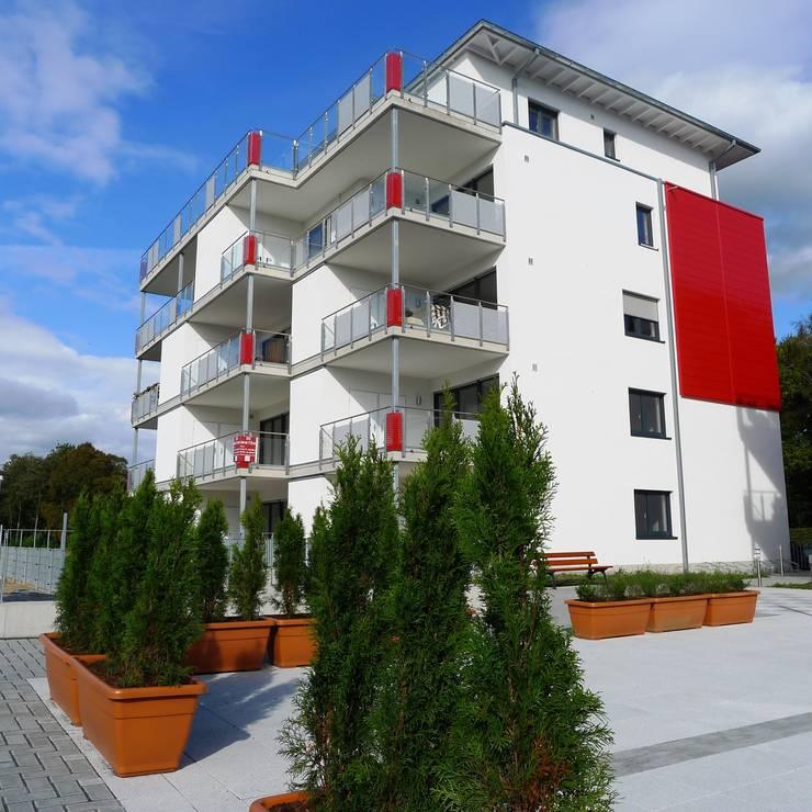 Parkresidenz Bauxhof:  Häuser von STORMS SCHLÜSSELFERTIG GmbH,Modern