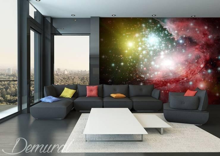 modern Living room by Demural