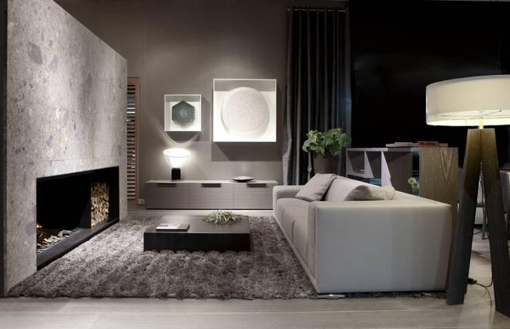 Living room by Matthijs Wateler-art