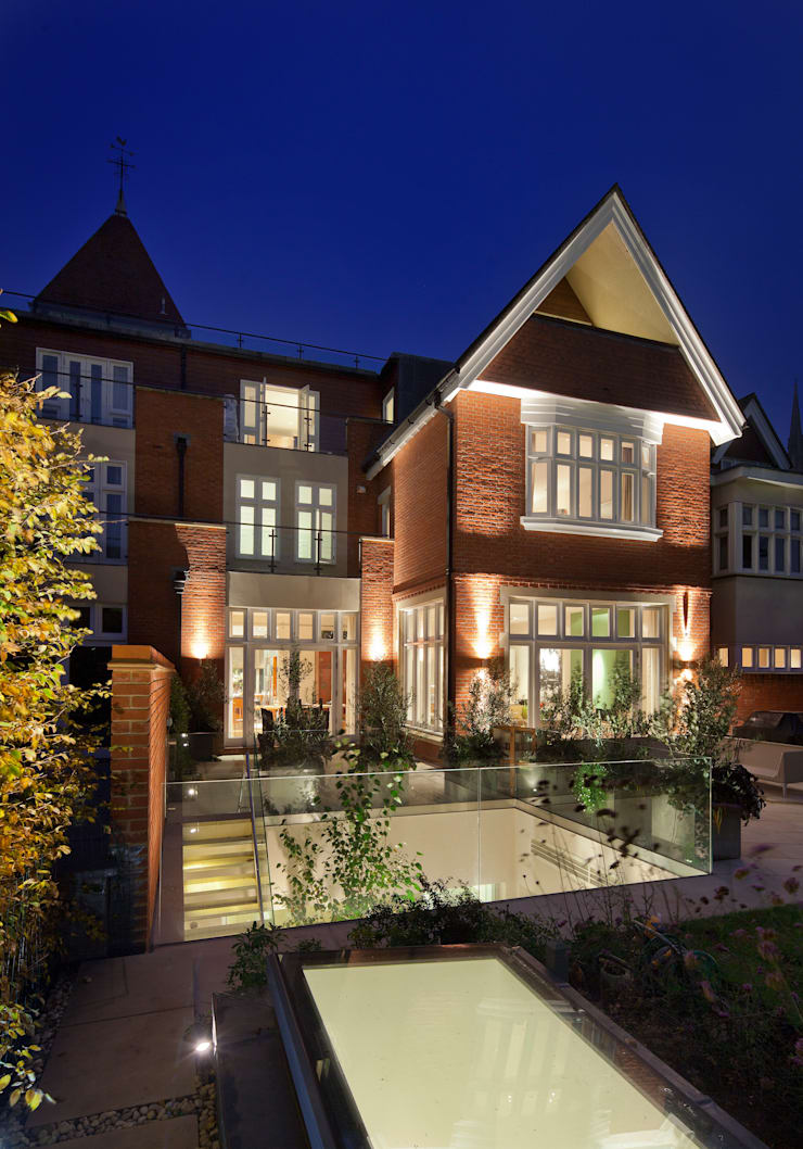 Holford Road 2:  Houses by KSR Architects