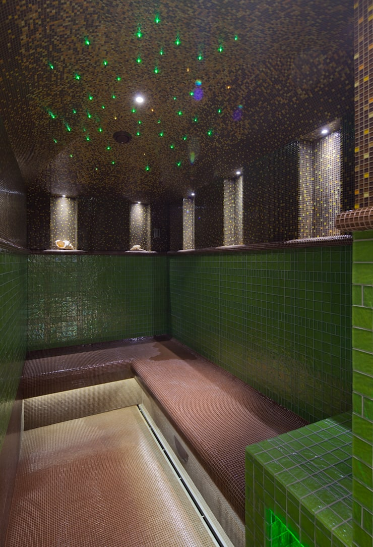 Holford Road 2:  Spa by KSR Architects