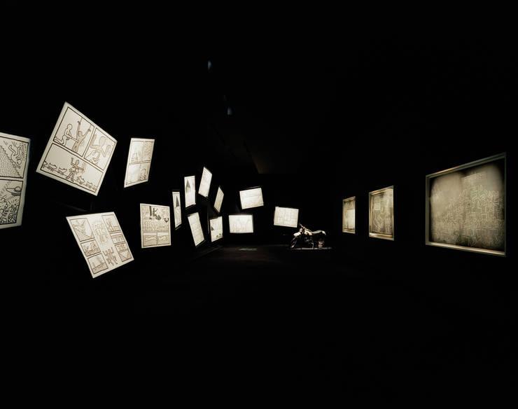 中村キース・へリング美術館 : Atsushi Kitagawara Architects が手掛けた会議・展示施設です。