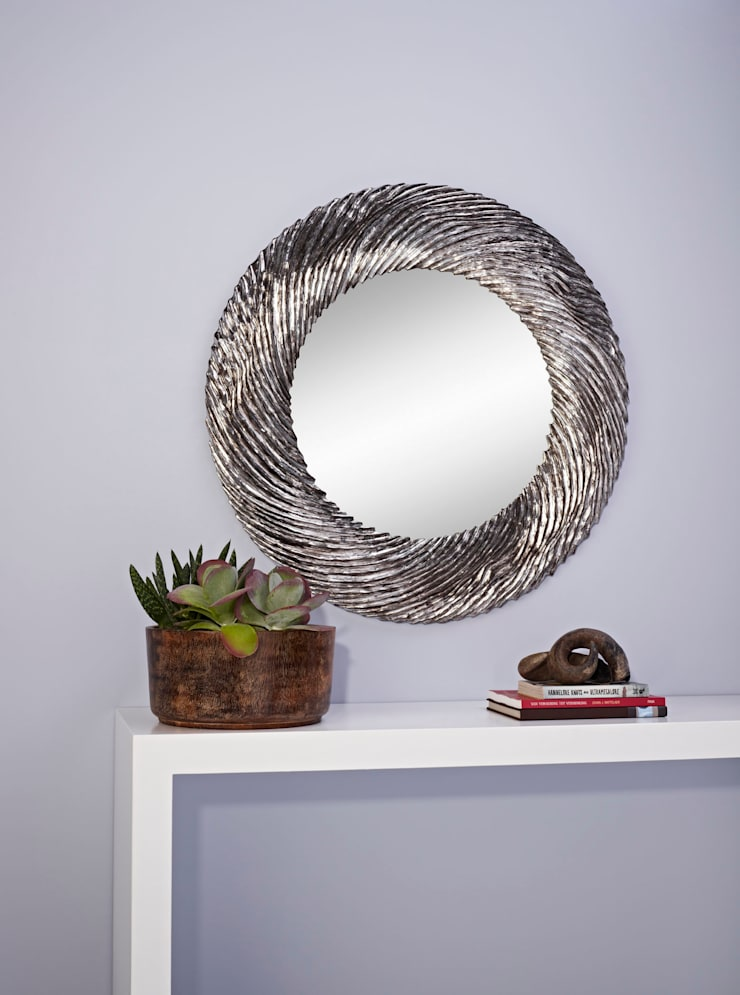 FLOW SILVER:   door Deknudt Mirrors, Klassiek