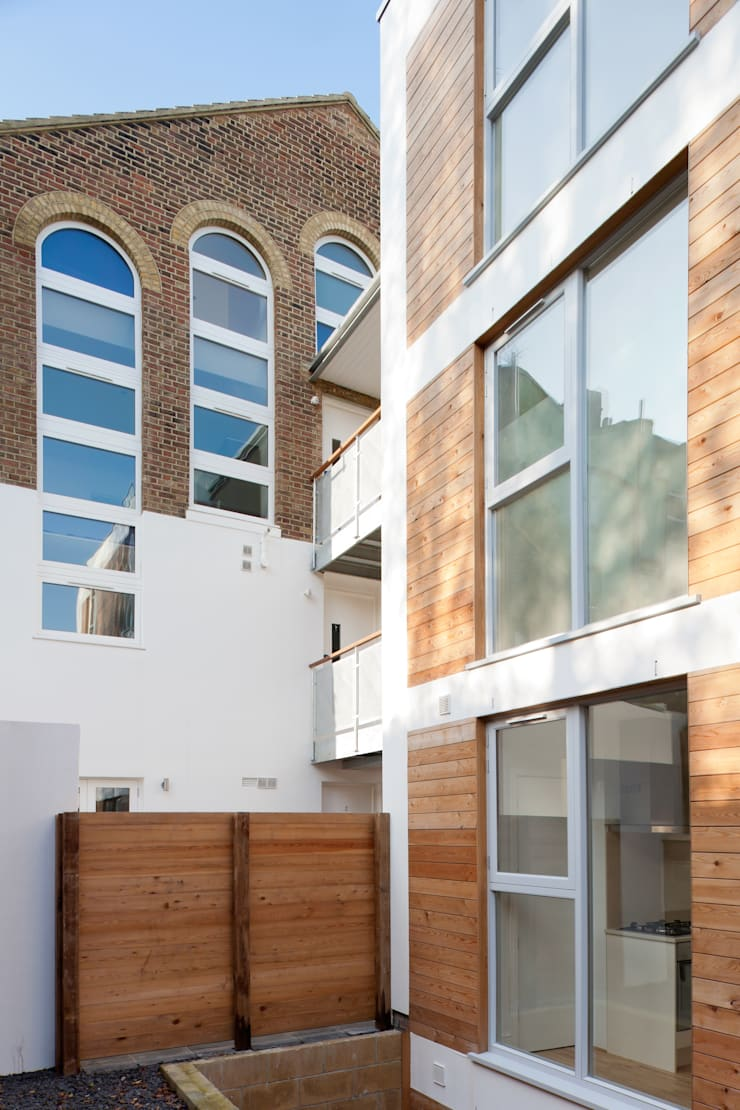 Gipsy Hill:  Houses by Granit Architects