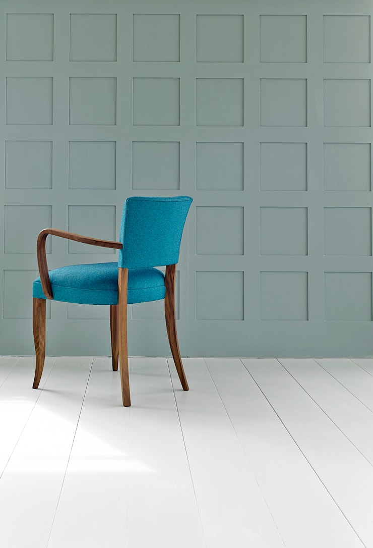 Exercises in Colour:  Interior landscaping by Simone Barker Interiors