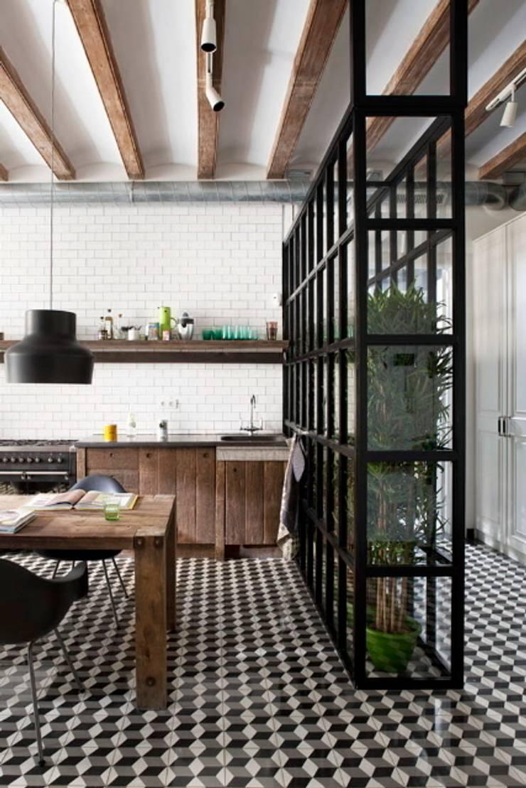 Kitchen by Egue y Seta, Industrial