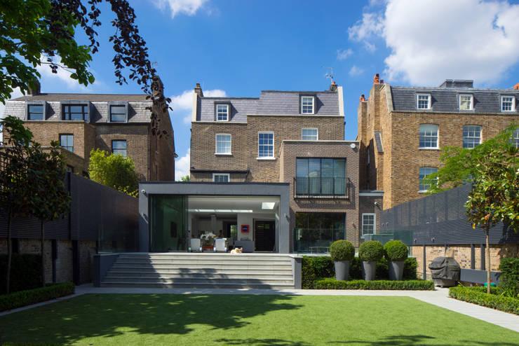 Hamilton Terrace:  Houses by KSR Architects