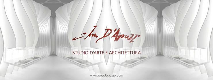 Butique Interior Design: Negozi & Locali commerciali in stile  di Studio d'arte e architettura Ana D'Apuzzo, Moderno