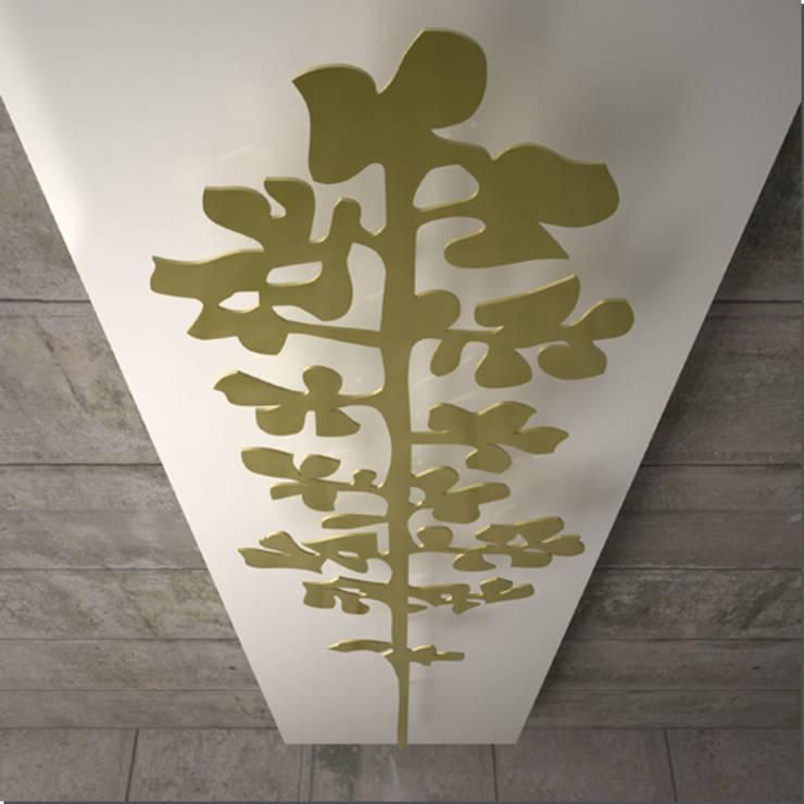 RADIATORI DI DESIGN Nature Salice: Bagno in stile  di K8 RADIATORI DI DESIGN/ Design Radiators / Designheizkörper/ Radiateur design,