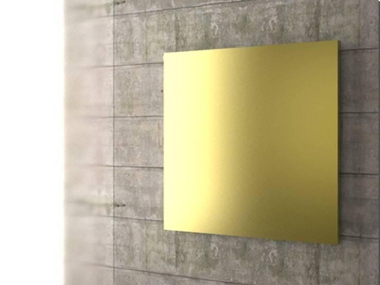 RADIATORI DI DESIGN Wall: Bagno in stile  di K8 RADIATORI DI DESIGN/ Design Radiators / Designheizkörper/ Radiateur design