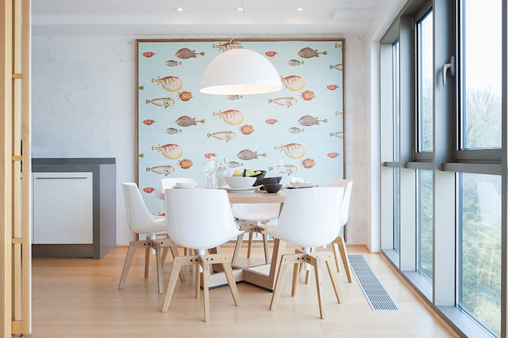 Dining room by Urbana Interiorismo
