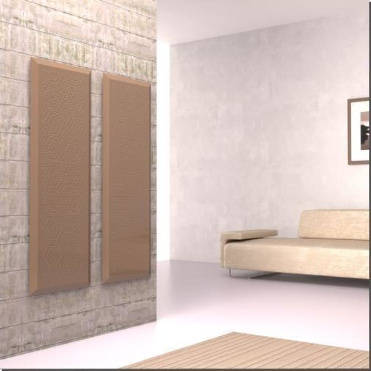 Bathroom by K8 RADIATORI DI DESIGN/ Design Radiators / Designheizkörper/ Radiateur design