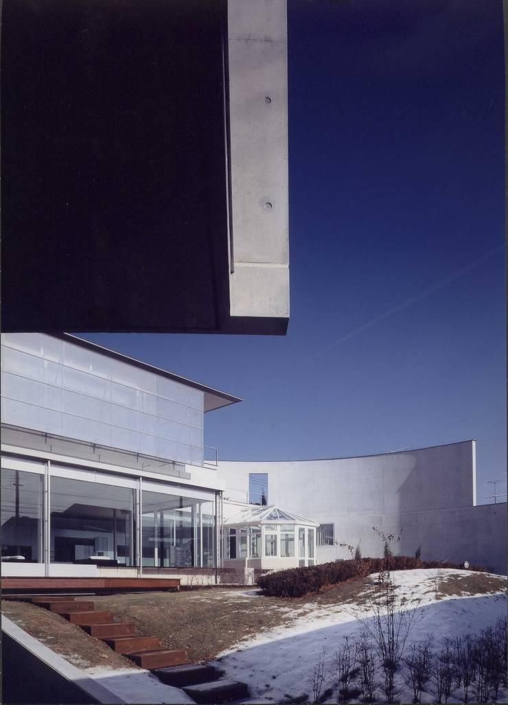 盛岡の家 : 中村弘道・都市建築 計画設計研究所/HIROMICHI NAKAMURA ARCHITECT & ASSOCIATESが手掛けた家です。