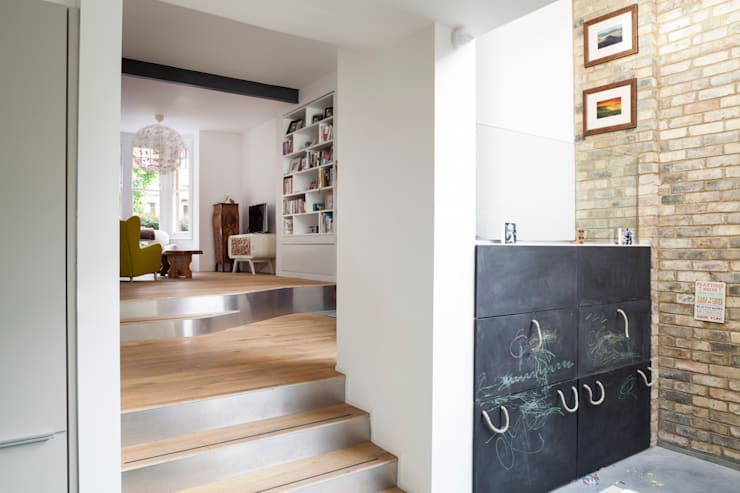 Homerton:  Kitchen by Scenario Architecture