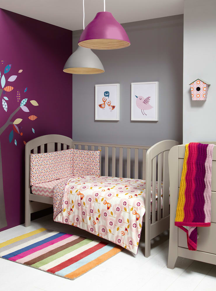 Patternology:  Nursery/kid's room by Mamas and Papas