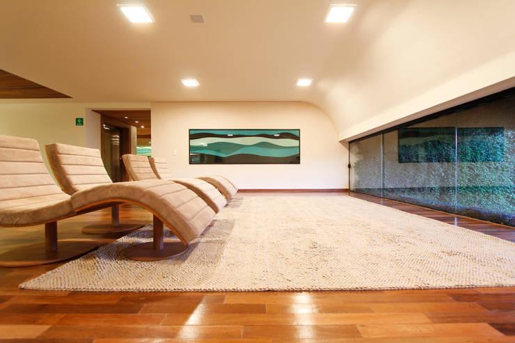 Spa Botanique - Campos do Jordão, SP | Brasil | 2012: Spas minimalistas por Coletivo de Arquitetos