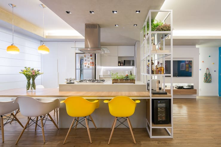 Kitchen by Semerene - Arquitetura Interior
