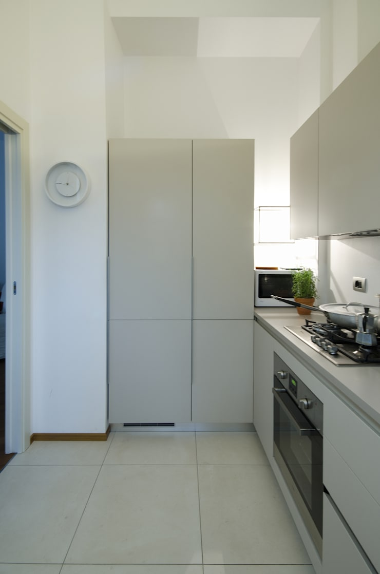 PLB P016: Cucina in stile  di modoo,