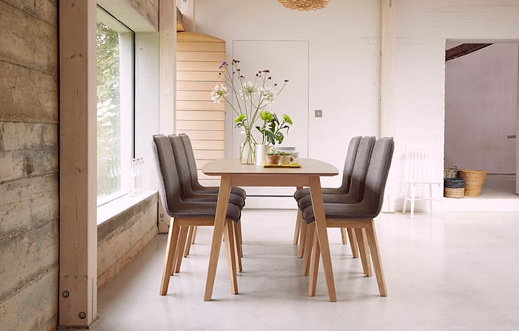 Berson:  Dining room by Out & Out Original