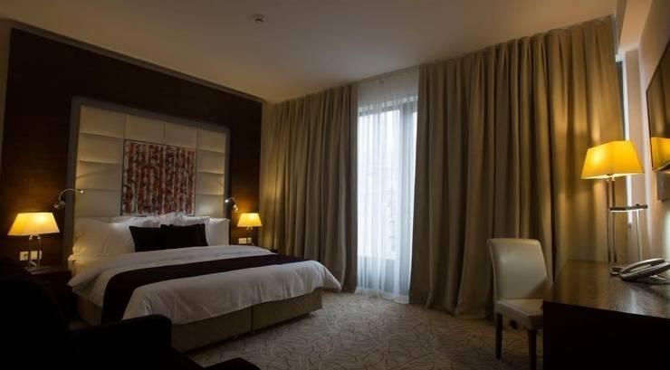 Milimetrik Mimarlık – Costé Hotel:  tarz Oteller