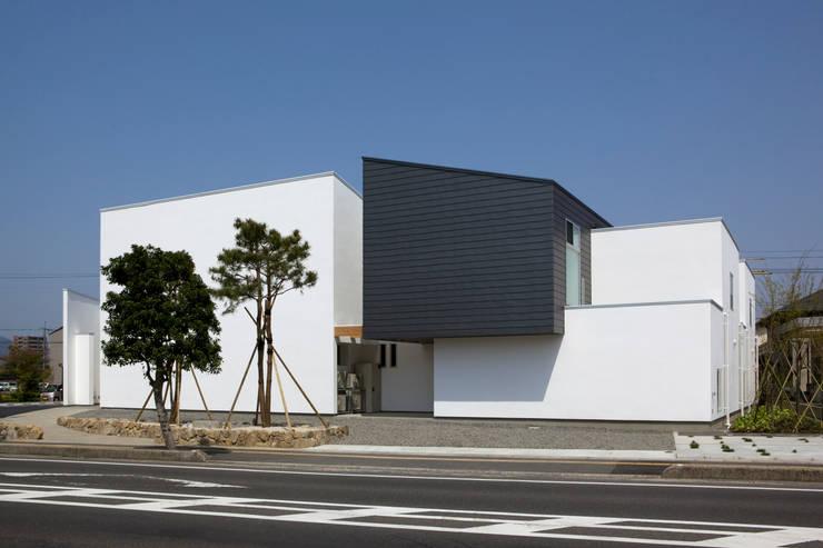 Shisurubi 1: TEAM STUDIO ARCHITECTS Inc. が手掛けた家です。